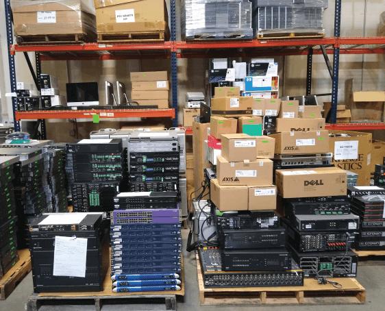 Electronics Recycling Houston